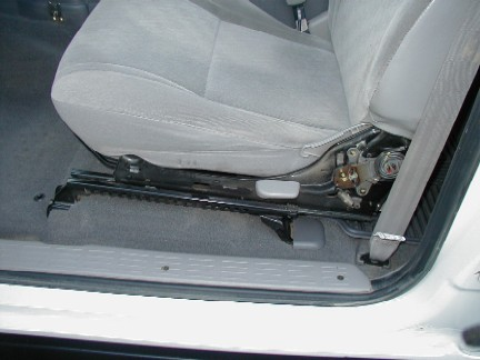toyota seat problem solution Toyota has also found a problem with the sliding mechanism in the front  passenger seat of some models of the yaris and the urban cruiser.
