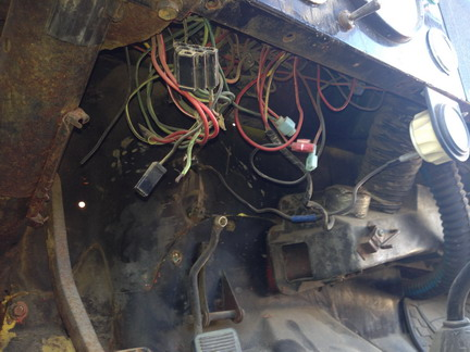 Jeep Painless Wiring Harness from www.parksoffroad.com