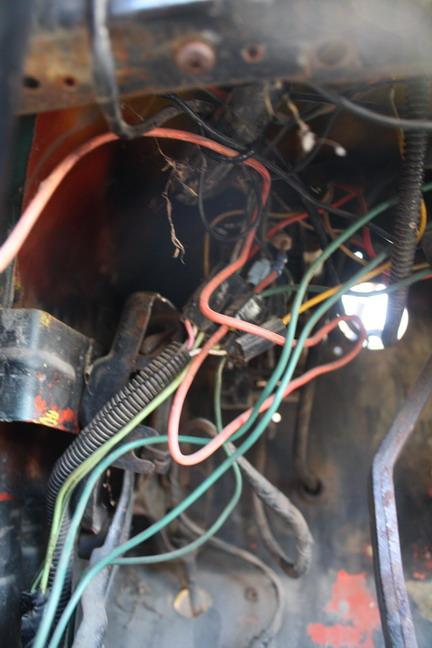 Wiring Dash Lights Jeep Cj7 Pics - Wiring Diagram Sample