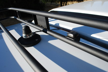 Defender Off Road Toyota Tacoma Roof Rack Installation