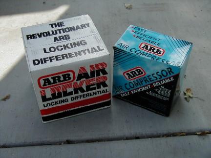 Front Arb Air Locker